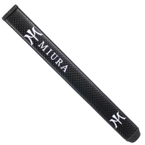 Black Miura NON Tapered Putter Grip
