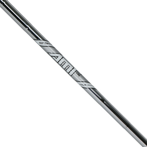 True Temper AMT Tour White Iron Shafts - Taper Tip