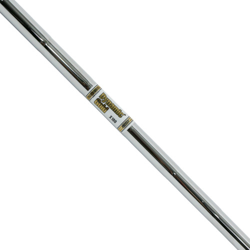 True Temper Dynamic Gold AMT Iron Shafts - Taper Tip