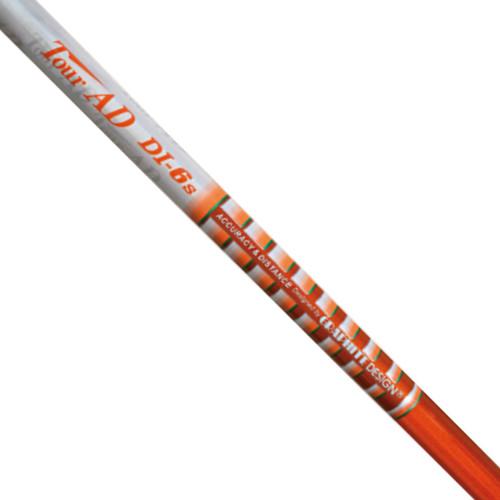 Graphite Design Tour AD DI Wood Shafts - Orange