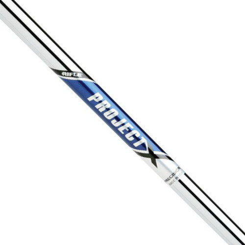 Project X Rifle Flighted Steel Iron Shafts - .370 Parallel Tip
