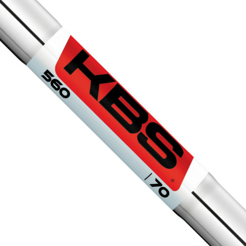 KBS 560 Series Iron Shafts - .355 Taper Tip