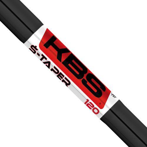 KBS $-Taper Black PVD Iron Shafts