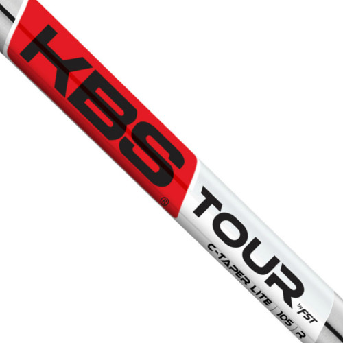 KBS C-Taper Lite Iron Shafts - .370 Taper Tip