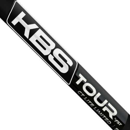 KBS C-Taper Lite BLACK limited EDITION Iron Shafts - .355 Tip