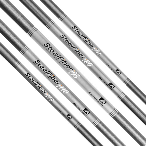 Aerotech Steelfiber 370 PT Iron Shafts