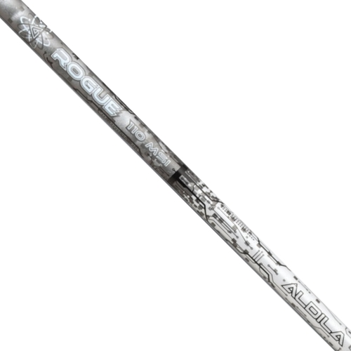 Aldila Rogue 110 MSI Silver Hybrid Shafts - Graphite