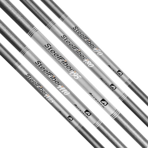 Aerotech SteelFiber TT Iron Shafts