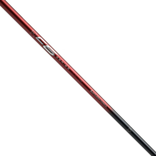 Mitsubishi C6 Red Graphite Wood Shafts