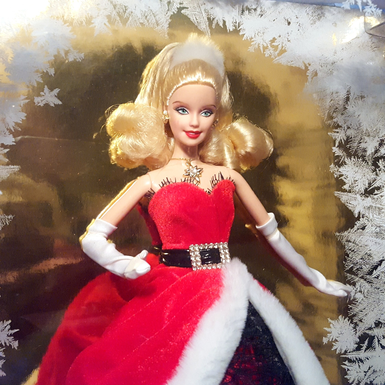 Holiday Barbie Doll - 2007 - Special Edition by Mattel ...