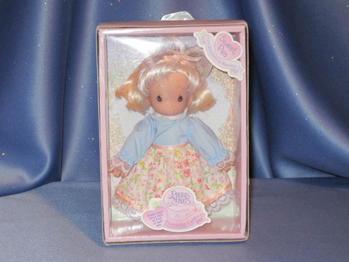 "Precious Moments ""Sweet Pea"" Toy Doll by Enesco W/Box."