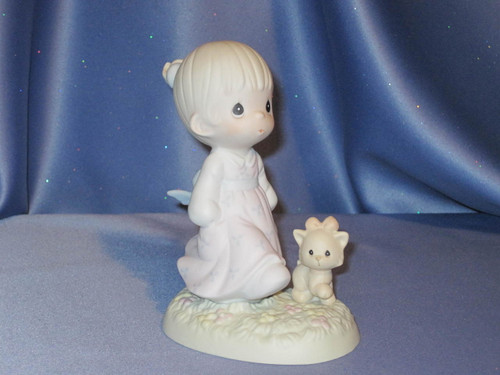 "Precious Moments ""Walk in the Sonshine"" Figurine by Enesco W/Box."