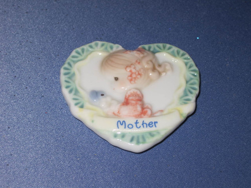 Precious Moments Mother Magnet by Enesco W/Box.