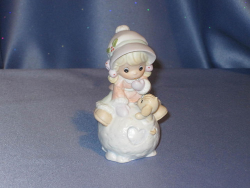 "Little Moments ""Hug Me Before I Melt"" by Enesco W/Box."