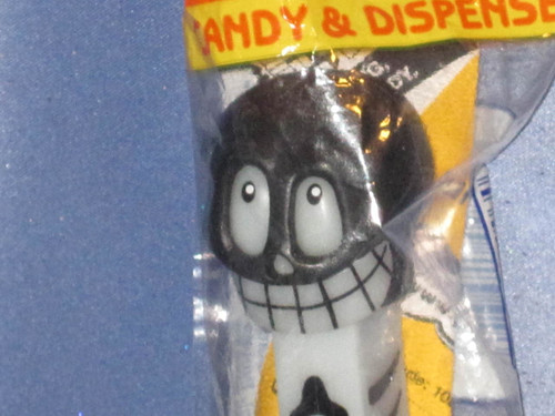 "Halloween ""Toti the Skeleton"" Candy Dispenser by PEZ (B)."