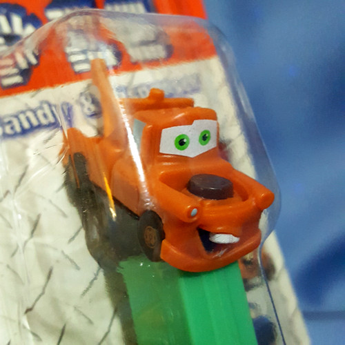 "Cars ""Mater"" Candy Dispenser by PEZ"