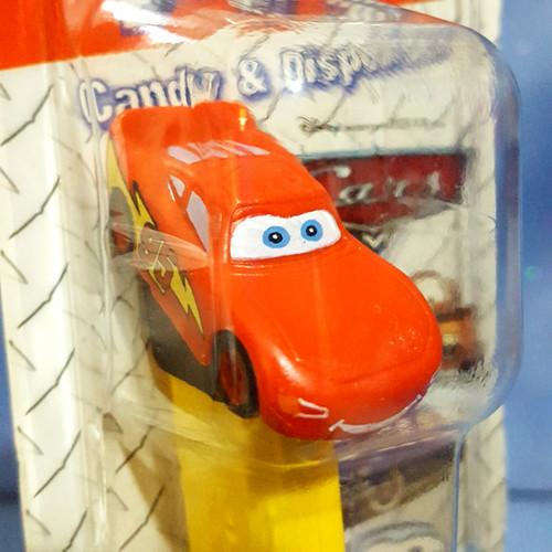 "Cars ""Lightning McQueen"" Candy Dispenser by PEZ."