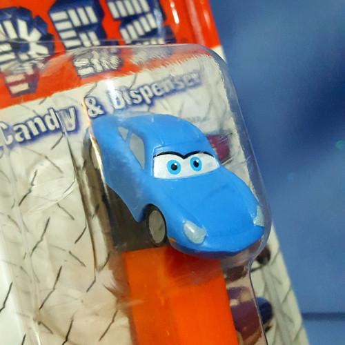"Cars ""Sally"" Candy Dispenser by PEZ."