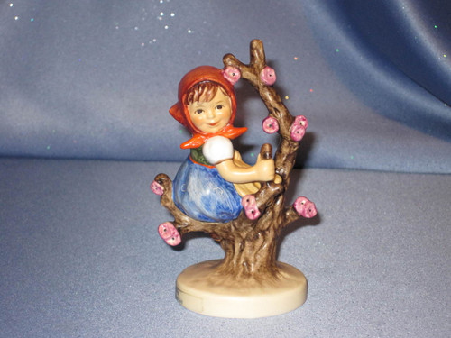 "M. I. Hummel ""Apple Tree Girl"" Figurine by Goebel."