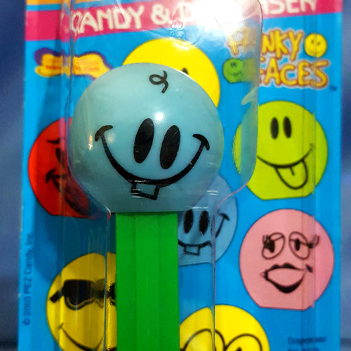 """Funky Faces """"Baby"""" Candy Dispenser by PEZ."""