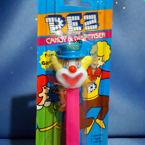 "Clown named ""Peter"" Candy Dispenser by PEZ."
