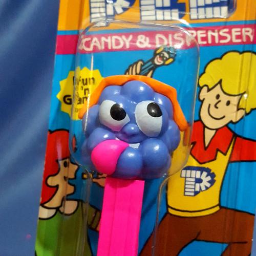 "Sourz ""Blueberry"" Candy Dispenser by PEZ."