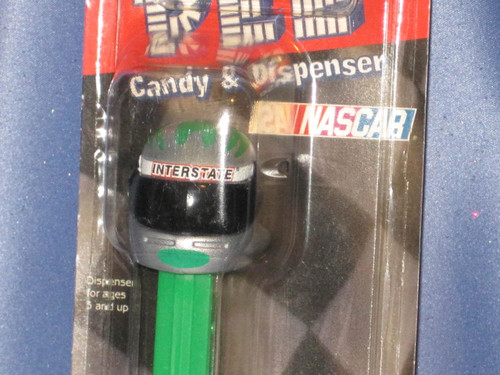 "NASCAR ""Bobby Labonte"" Candy Dispenser by PEZ."