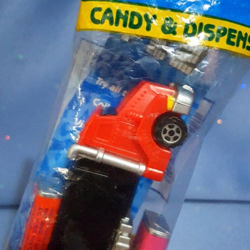 "PEZ ""Rigs"" Candy Dispenser by PEZ (B)."