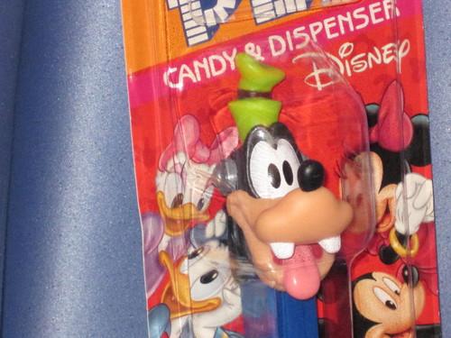 "Disney ""Goofy"" Candy Dispenser by PEZ."