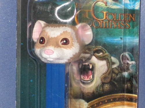 "Golden Compass ""Pantalaimon"" Candy Dispenser by PEZ."