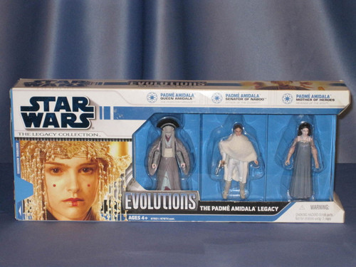 Star Wars - Evolutions - The Padme Amidala Legacy - The Legacy Collection.