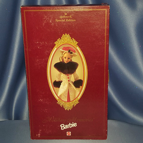 Holiday Memories Barbie - Hallmark Special Edition Doll.
