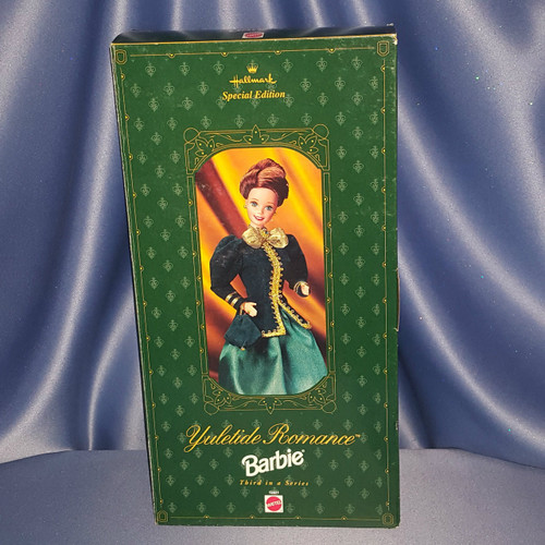 Yuletide Romance Barbie - Hallmark Special Edition Doll.
