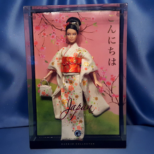 Japan Barbie - Dolls of the World - Platinum Label Collection.