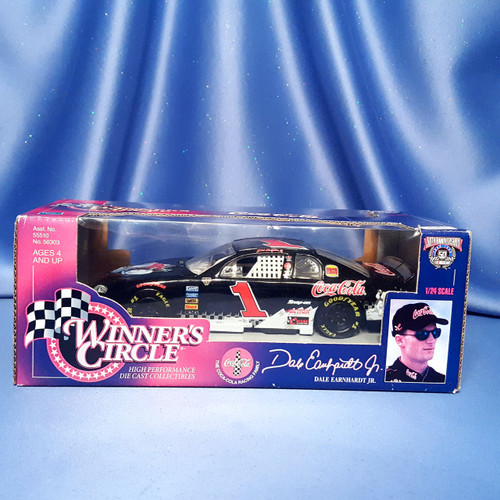 NASCAR 50th Anniversary Dale Earnhardt Jr. #1 Car - 1:24 scale by Winners Circle.