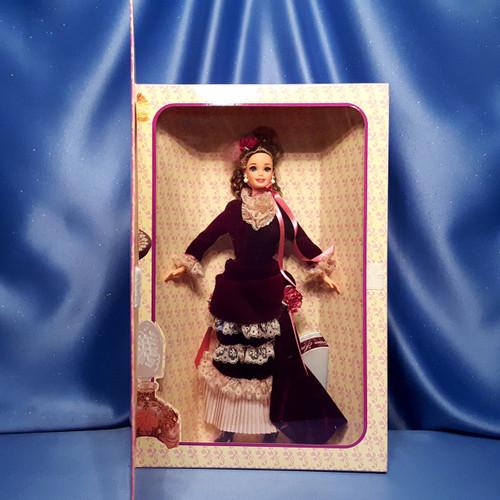 Victorian Lady Barbie Doll by Mattel.