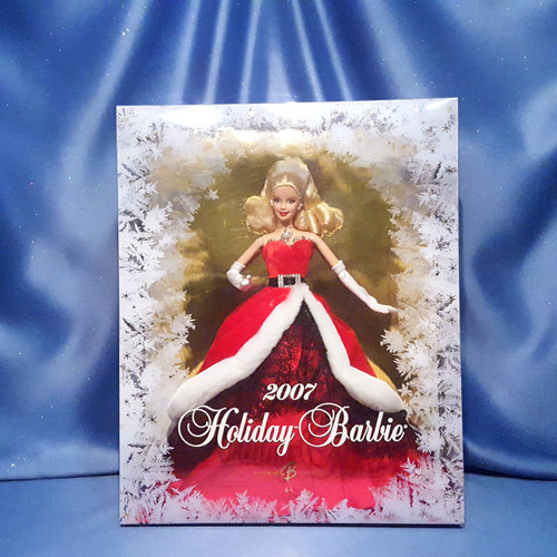 Holiday Barbie Doll - 2007 - Special Edition by Mattel.