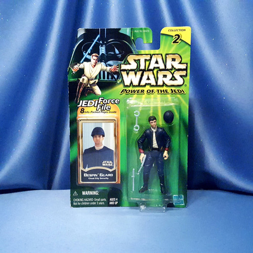 Star Wars Bespin Guard - Cloud City Security Action Figure