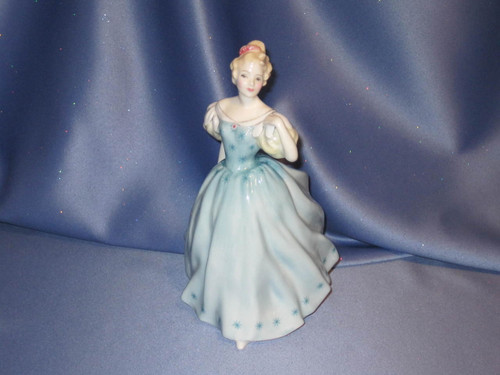 "The ""Enchantment"" Figurine by Royal Doulton."