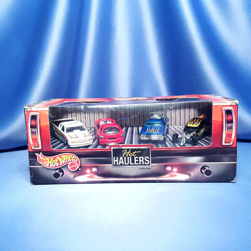 Hot Wheels - Special Edition - Hot Haulers 4-Car Collection by Mattel.
