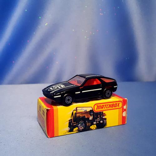 1979 Porsche 928 Die-Cast Car by Matchbox Lesney.