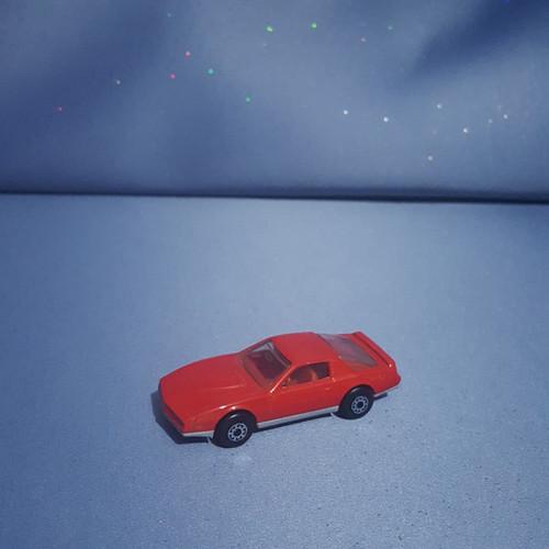 1982 Pontiac Firebird S/E Car by Matchbox.