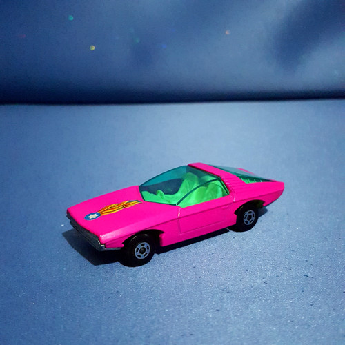 Matchbox Vauxhall Guildsman 1 Superfast Car by Lesney.