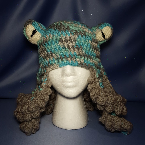 Octopus Character Hat by Mumsie of Stratford.