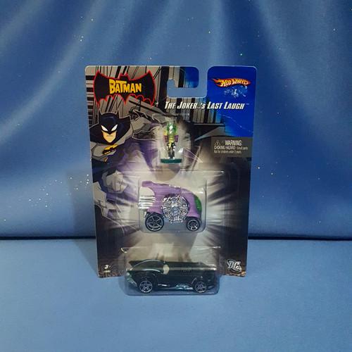"""Batman """"Joker's Last Laugh"""" by Hot Wheels."""