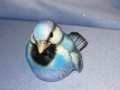 Bluebird Figurine by W. Goebel.