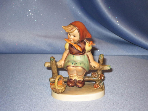 "M. I. Hummel ""Just Resting"" Figurine by Goebel."