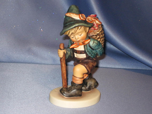 "M. I. Hummel ""Flower Vendor"" Figurine by Goebel."