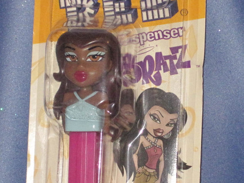 Bratz Sasha Candy Dispenser by PEZ.