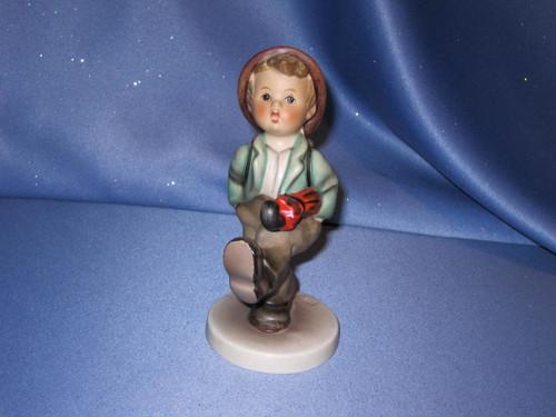 "M. I. Hummel ""Globe Trotter"" Figurine by Goebel."